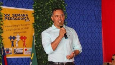 Photo of #Chapada: Prefeito de Itaetê, Valdes Brito fala de reeleição, apresenta vice e destaca feitos de sua administração