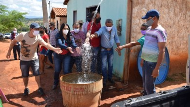 Photo of #Chapada: Prefeita do município de Nova Redenção entrega poço artesiano e beneficia assentados de Santa Cruz