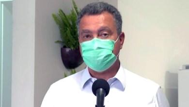 Photo of #Bahia: Rui fala sobre contato com embaixadas chinesa e russa para tratar da vacina contra a covid-19