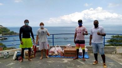 Photo of #Salvador: Famílias da Vila Brandão recebem do 'Mais' cestas básicas para enfrentamento da crise sanitária
