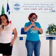 camara de vereadores de seabra associação de deficientes - foto divulgaçao 1