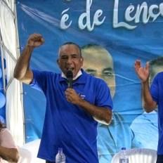O atual prefeito busca a reeleição no pleito de novembro | FOTO: Divulgação |