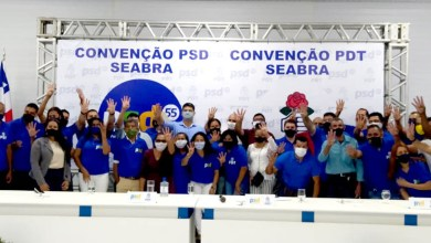 Photo of #Chapada: 'Rochinha' recebe apoio do PSD e do PDT para as eleições e apoia candidatos a vereador das siglas em Seabra