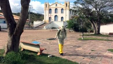 Photo of #Chapada: Mucugê segue com dois pacientes se recuperando da covid-19 e tem quatro dias sem registrar novos casos
