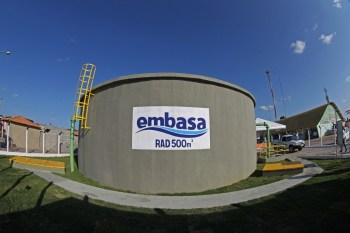 A obra obra foi inaugurada no dia 1º de outubro e teve investimento de R$6 milhões | FOTO: Mateus Pereira/ GOVBA |