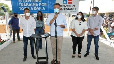 Photo of #Chapada: Sistema de abastecimento entregue pelo governo retira água do Riacho de Mariazinha e beneficia mais de 20 mil moradores de Utinga