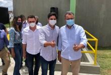 """Photo of #Chapada: """"Entrega de sistema da Mariazinha é sonho realizado em Utinga"""", diz Marcelinho durante ato com o governador"""