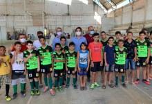 """Photo of """"Novo ginásio vai reforçar prática de esportes em Antas"""", defende Marcelinho durante vistoria da Sudesb"""