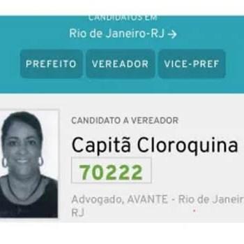 capitã cloroquina
