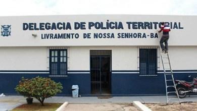 Photo of #Chapada: Homem é detido pela polícia após agredir esposa no município de Livramento de Nossa Senhora