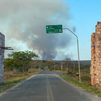 incêndio em mucuge e andaraí - foto Divulgação 11