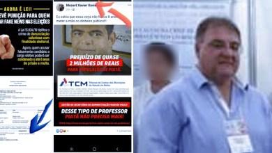 Photo of #Chapada: Professor é condenado a pagar multa de R$5 mil por ofender a honra de candidato a prefeito de Piatã