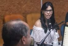 Photo of #Chapada: Prefeita eleita de Morro do Chapéu testa positivo para covid-19 e grava vídeo para tranquilizar moradores