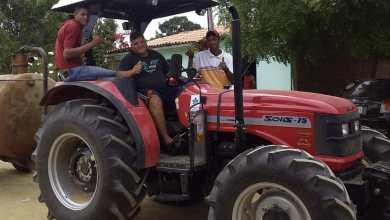 Photo of #Chapada: Mais um trator é entregue aos agricultores de Boa Vista do Tupim; oito veículos agrícolas operam no município