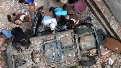 Photo of #Salvador: Advogado morre após cair com seu carro de uma altura de 5 metros na capital