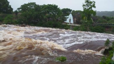 Photo of #Chapada: Chuva forte na madrugada em Andaraí provoca alagamento de ruas e enche pontos turísticos do município