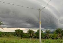 Photo of #Chapada: Moradores de Várzea do Poço se assustam com 'nuvem de rolo' que tomou o céu da região no final de semana