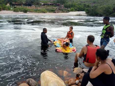 O curso durou até o dia 28 de novembro em Andaraí | FOTO: Divulgação/Cifa |