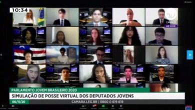 Photo of Câmara dos Deputados empossa estudantes baianos no Programa Parlamento Jovem Brasileiro