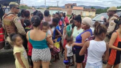 Photo of #Chapada: Policiais da Rondesp na região arrecadam alimentos, roupas e brinquedos para a campanha 'Natal Sem Fome'