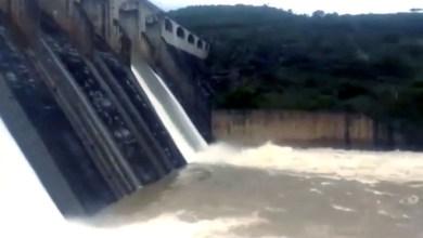 Photo of #Bahia: Rio de Contas sobe por causa das chuvas e vazão da Barragem da Pedra alcança quase 70% de volume útil