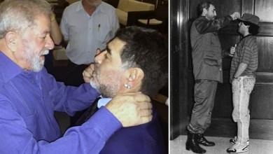 Photo of #Mundo: Maradona sempre foi politizado e defendeu governos de esquerda e movimentos sociais