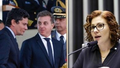"""Photo of #Brasil: Deputada bolsonarista diz que união entre Moro e Huck seria a """"única chance contra Bolsonaro"""""""
