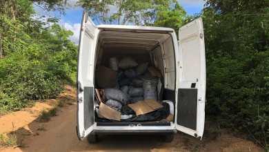 Photo of #Chapada: Durante ronda na zona rural, Cippa de Lençóis detém homem com 28 sacas de carvão vegetal sem documentação