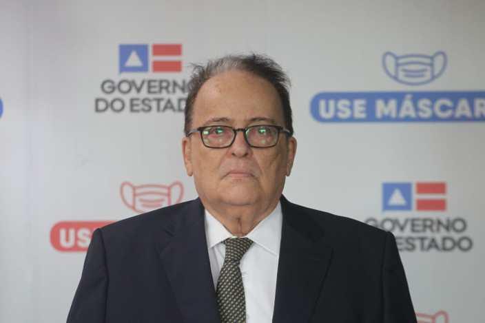 Ricardo Mandarino é o novo secretário de Segurança Pública da Bahia | FOTO: Elói Corrêa/GOVBA |