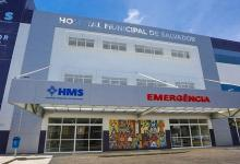 Photo of #Bahia: Hospital Municipal de Salvador reabre 20 leitos para covid-19 devido ao aumento de casos