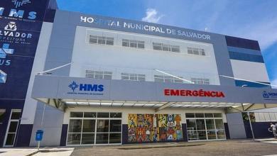Photo of #Bahia: Hospital Municipal de Salvador reabre 20 leitos para covid-19 devido ao aumento de casos