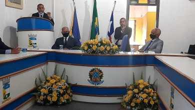 Photo of #Chapada: Prefeito de Ibiquera, Ivan Almeida assume seu segundo mandato consecutivo após vencer eleição com mais de 60%