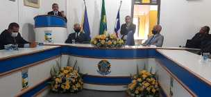 O gestor do PP assume o segundo mandato | FOTO: Divulgação |