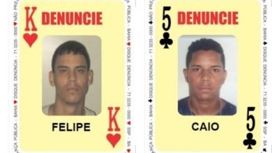 Photo of #Bahia: Autores das mortes na praia de Jaguaribe, em Salvador, entram para o 'Baralho do Crime'