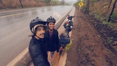 Photo of #Chapada: De 'bike' e com muita disposição, cicloaventureiros têm como destino a região chapadeira