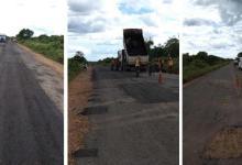 Photo of #Chapada: Estrada que dá acesso a Nova Redenção passa por obras de recuperação após pedido da prefeitura ao governo