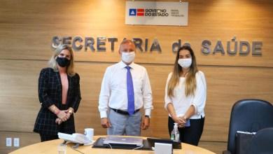 Photo of #Chapada: Deputada e prefeita de Lençóis buscam solução para o caos da saúde durante encontro com secretário
