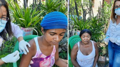 Photo of #Chapada: Comunidade de índios Kiriris é imunizada contra covid-19 no município de Jacobina