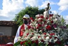 Photo of #Chapada: Dia do padroeiro de Nova Redenção é marcado com missa, cortejo e vacinação contra a covid-19