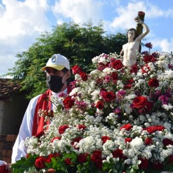 Para manter a tradição, fiéis redençoenses celebraram o encerramento dos festejos com o sentimento de esperança | FOTO: Divulgação |