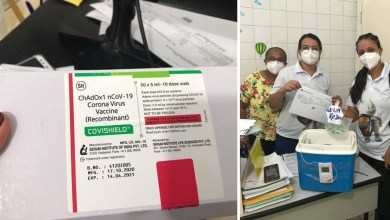 Photo of #Chapada: Nova Redenção zera boletim e recebe mais 50 doses de vacina da Oxford contra a covid