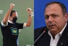 """Photo of #Vídeos: Doria rebate Pazuello e diz que """"não há um centavo do governo federal""""; Ministério diz que vacinação começa quarta"""
