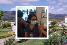 Photo of #Chapada: Farmacêutica natural de Rio de Contas é imunizada contra covid em SP; município recebe 133 doses da vacina