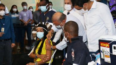 """Photo of #Bahia: Início de vacinação contra a covid-19 no estado imuniza as primeiras pessoas; """"É uma emoção grande"""", diz Rui"""