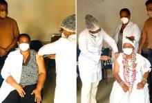 Photo of #Chapada: Lençóis também começa a vacinar profissionais de saúde contra covid após receber 50 doses da CoronaVac