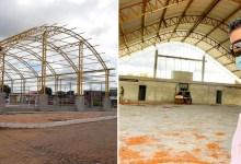 Photo of #Chapada: Obras de infraestrutura esportiva estão 75% concluídas e devem impulsionar setor em Nova Redenção