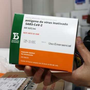 A vacina produzida em consórcio e será oferecida a países mais pobres   FOTO: Divulgação  