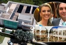 """Photo of Flávio Bolsonaro da """"rachadinha"""" passa o dia em shopping de luxo comprando mobília para a mansão de R$6 milhões"""