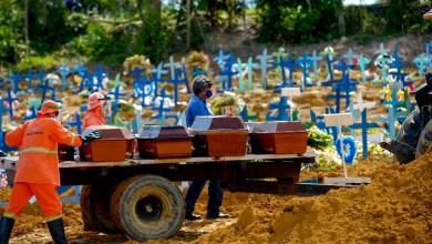 Photo of #Brasil: Em meio à CPI, país tem o maior número de mortes de covid por milhão de habitantes entre os países mais populosos