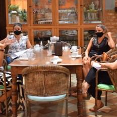 A discussão pautou sobre o potencial turístico de Itaberaba   FOTO: Divulgação/PML  